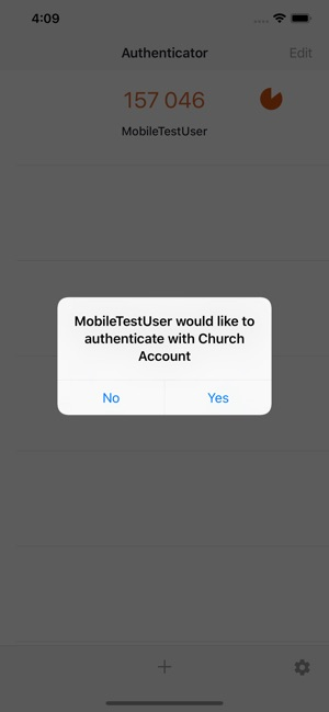 Church Authenticator on the App Store