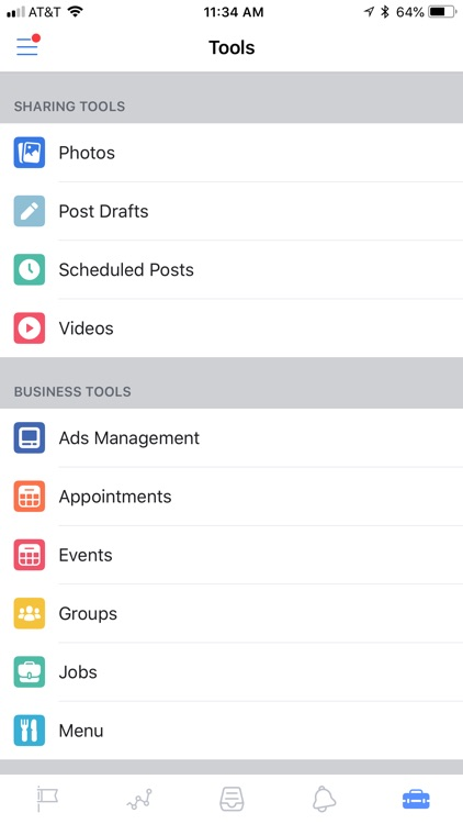 Facebook Pages Manager screenshot-4