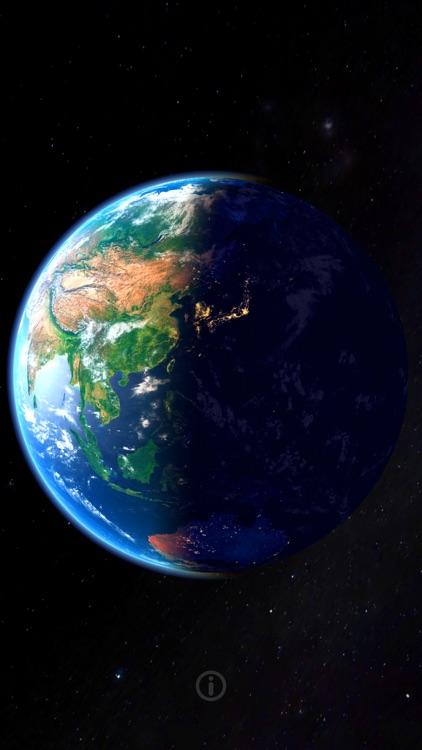 3D Earth & Moon screenshot-3