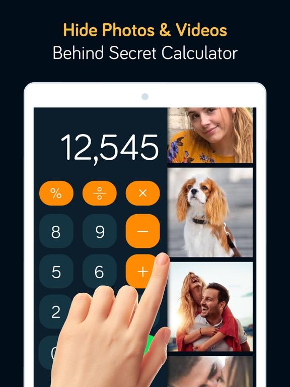 Calculator Photo Locker screenshot 8