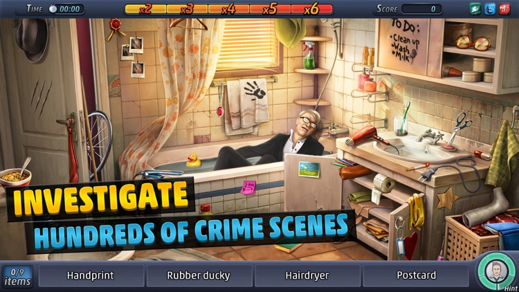 Criminal Case screenshot-0