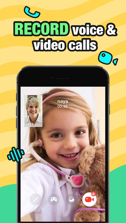 JusTalk Kids - Safe Video Chat screenshot-6