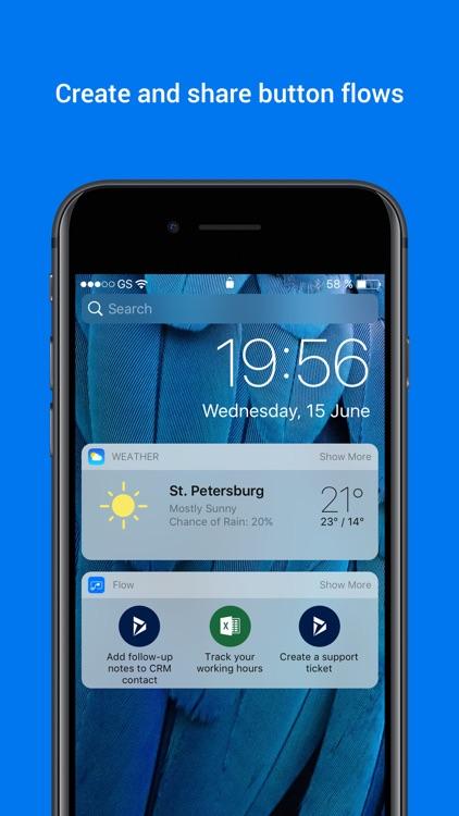 Microsoft Flow screenshot-4