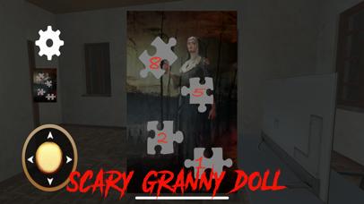 Scary Granny Doll Horror House screenshot 1