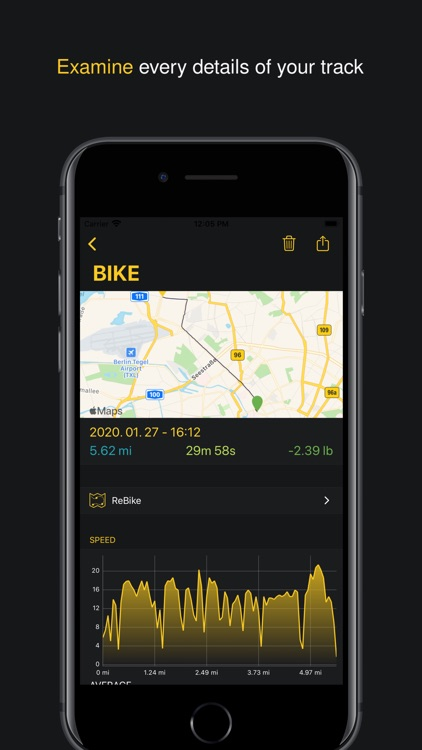 Bikeaholic - Bike companion screenshot-4
