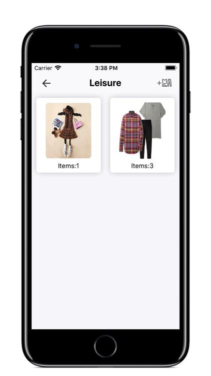 My Wardrobe - Virtual Closet screenshot-4
