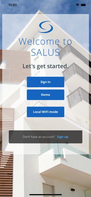 Salus Smart Home On The App Store