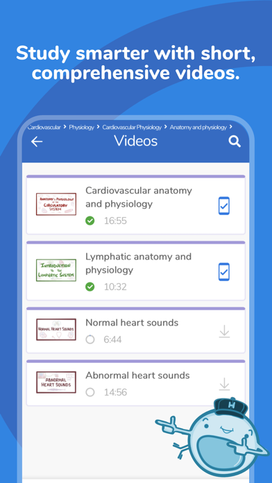 Top 10 Apps like Picmonic: Nursing, Medical, NP in 2019 for iPhone