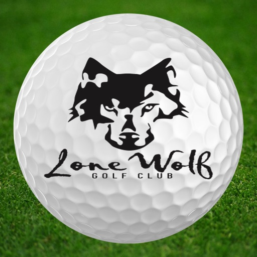 Lone Wolf Golf Club icon