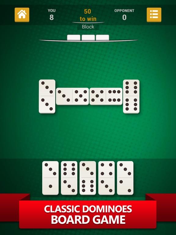 Dominoes - Best Domino Game на iPad