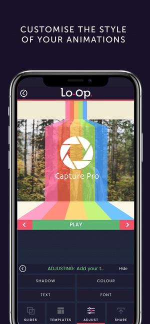 Lo-Op - Simple video marketing Screenshot