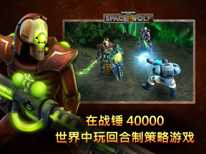 Warhammer 40,000: Space Wolf-2