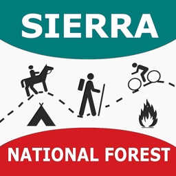 Sierra National Forest – GPS