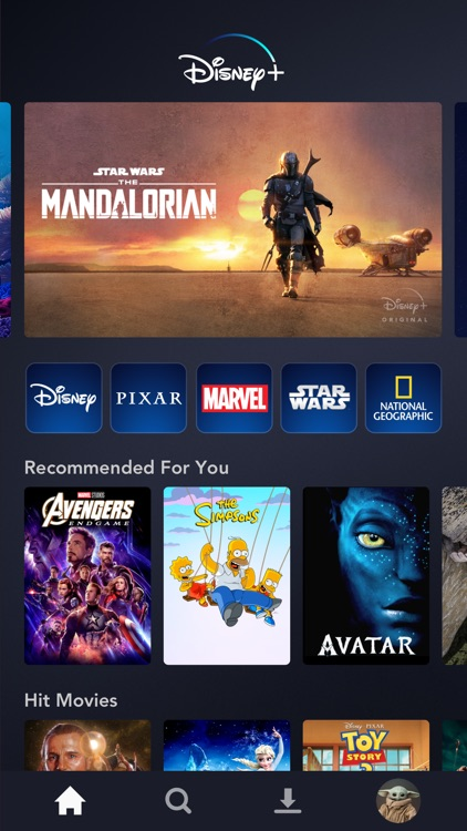 Disney+ screenshot-3