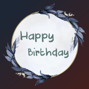 New Birthday Gif and wallpaper