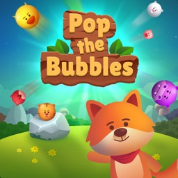 Pop The Bubbles!! Blast balls