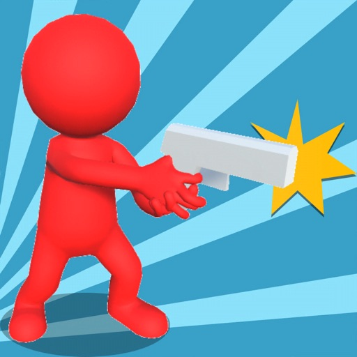 Gunner.io Simple Gun Battle
