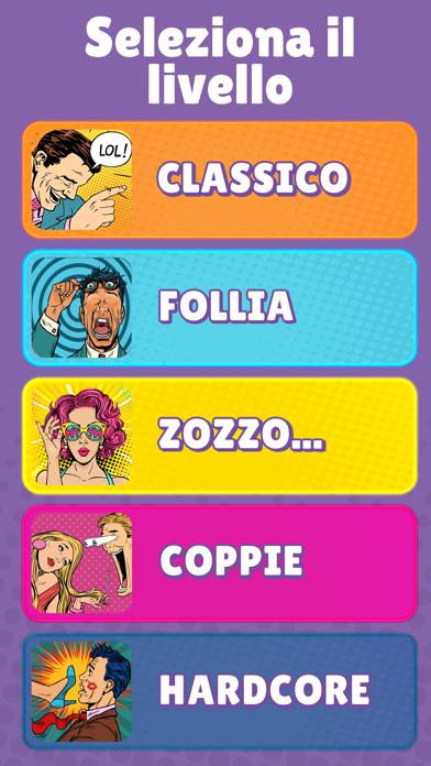 Screenshot of Obbligo o Verità? Gioco hot1
