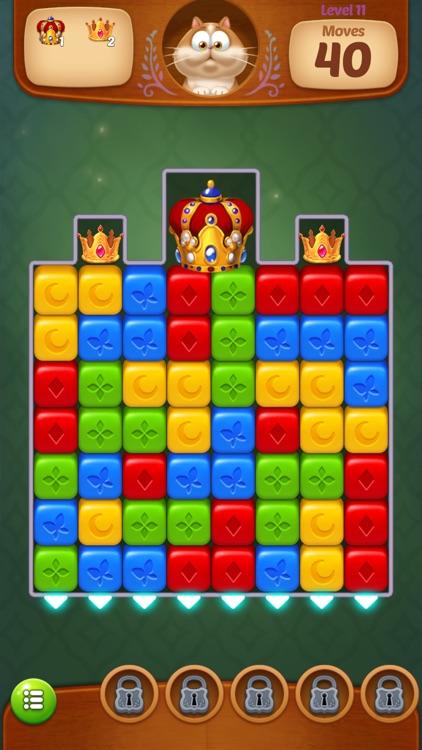 Gem Blast: Magic Match Puzzle screenshot-4