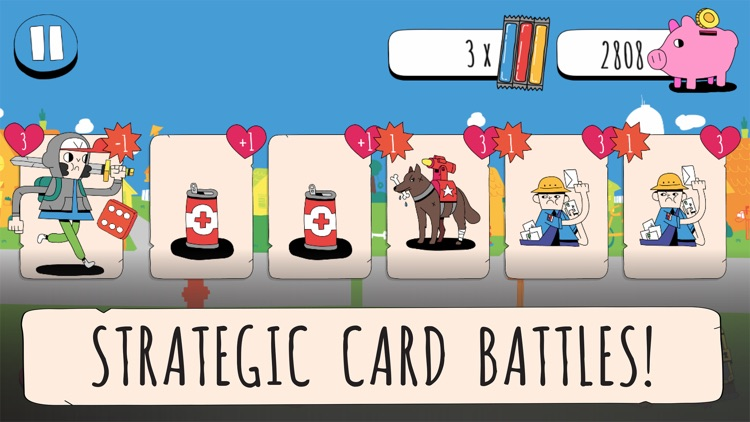 Knights of the Card Table screenshot-0