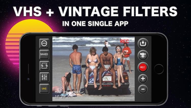 VHS Cam & Vintage Camera + 8mm screenshot-0