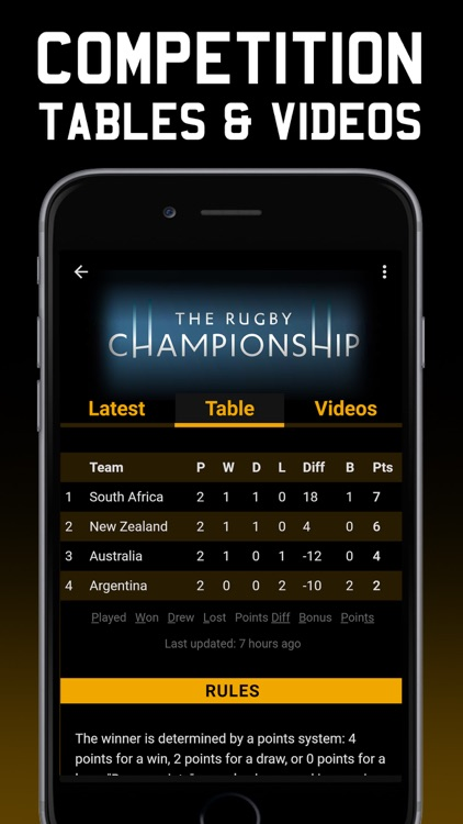 Smash Rugby screenshot-5