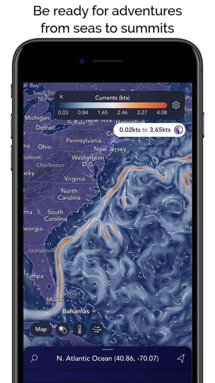 Saildrone Forecast - Weather screenshot-6