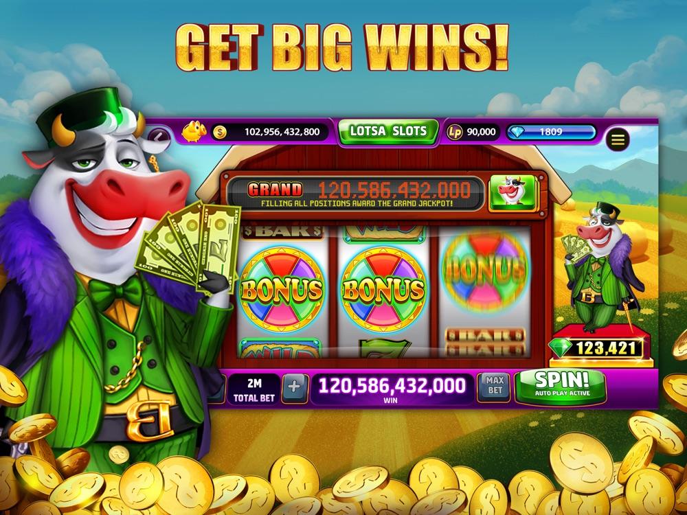 Free Slots For Ipad No Download