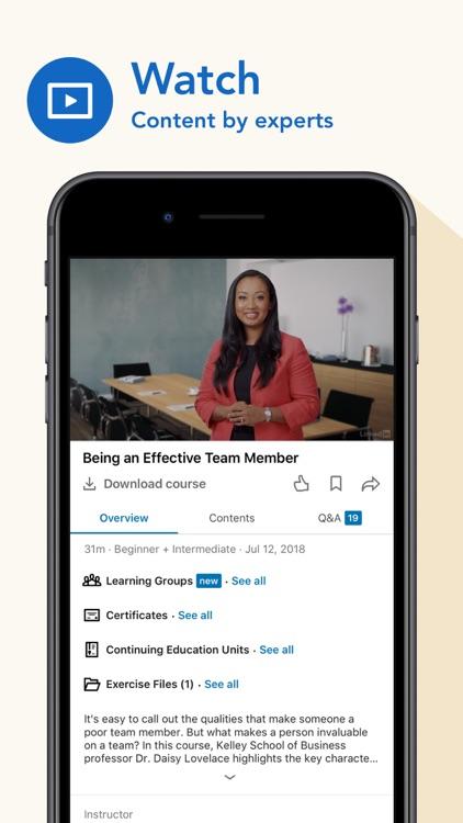 LinkedIn Learning screenshot-6