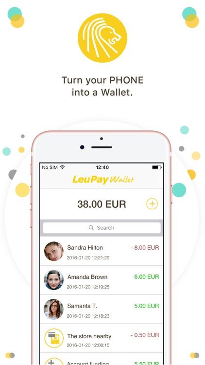 LeuPay Wallet by iCard AD