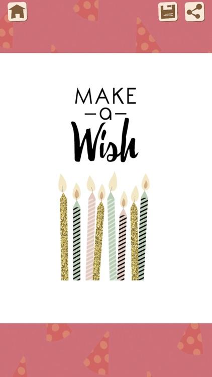 Create Happy Birthday Cards screenshot-3