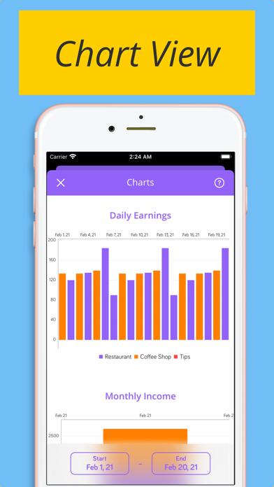 Shiftify:バイトの給料計算とシフト管理のスクリーンショット4
