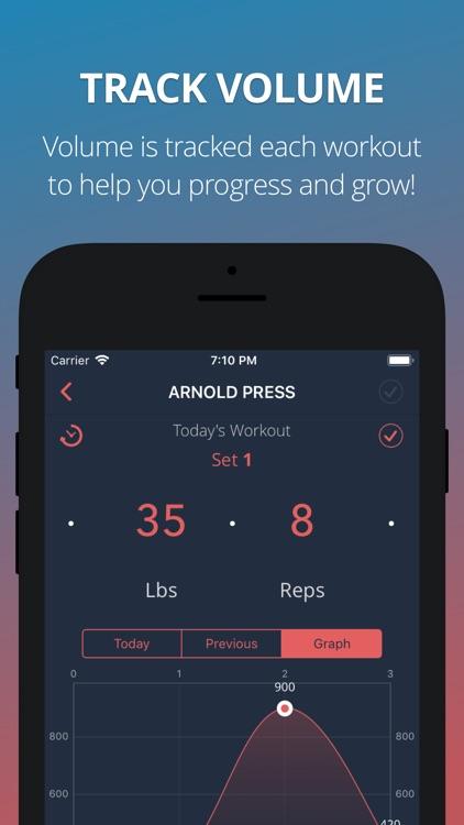 FitTrack - Premium Fitness screenshot-4
