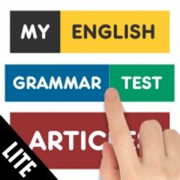 Articles - Grammar Test LITE