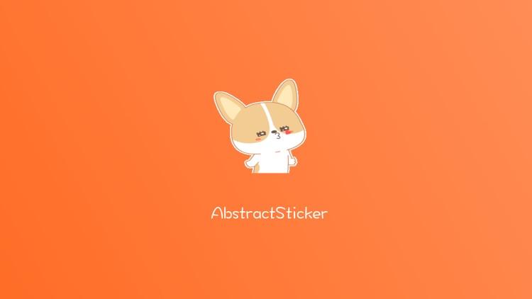 AbstractSticker
