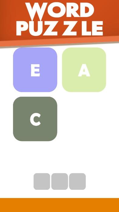 Brain Word Puzzle screenshot 3
