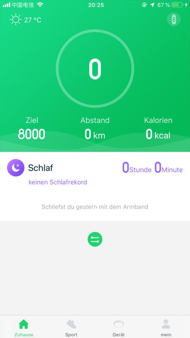 messages.download GloryFit software