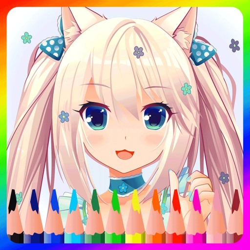 Color Anime and Manga Images