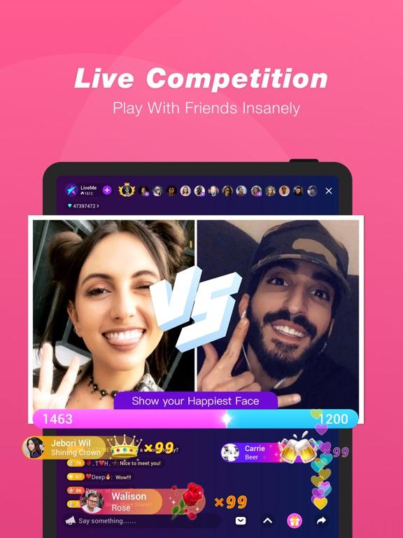 LiveMe – Live Video Chat-ipad-5