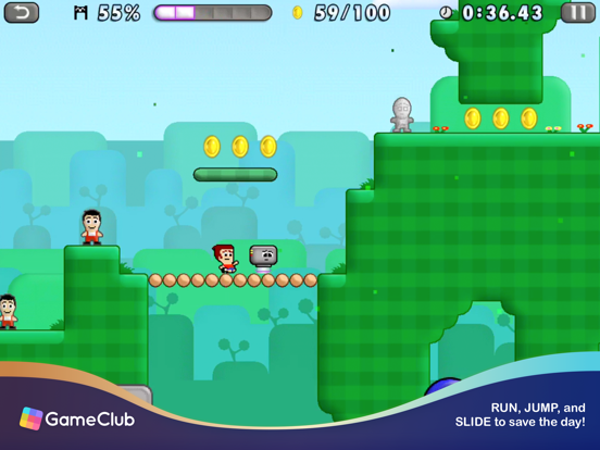 Mikey Shorts - GameClub screenshot 6