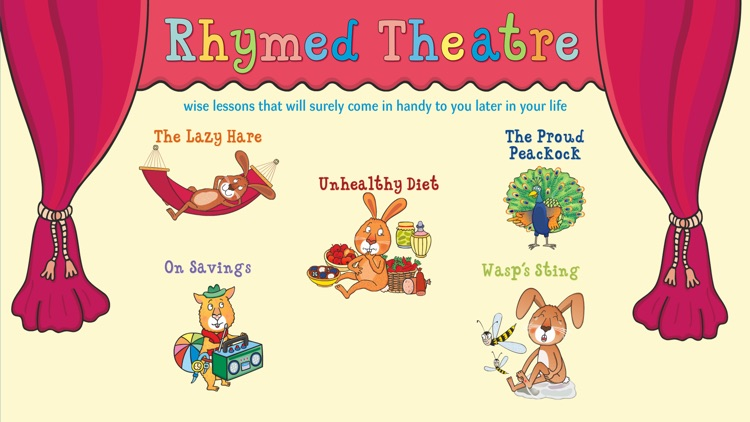 Rhymed Theatre