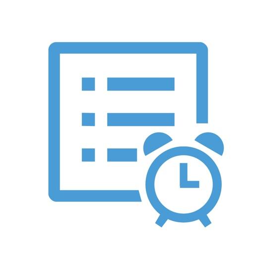 通知メモ3 - 画像付きで通知が届く忘れ物防止リマインダー