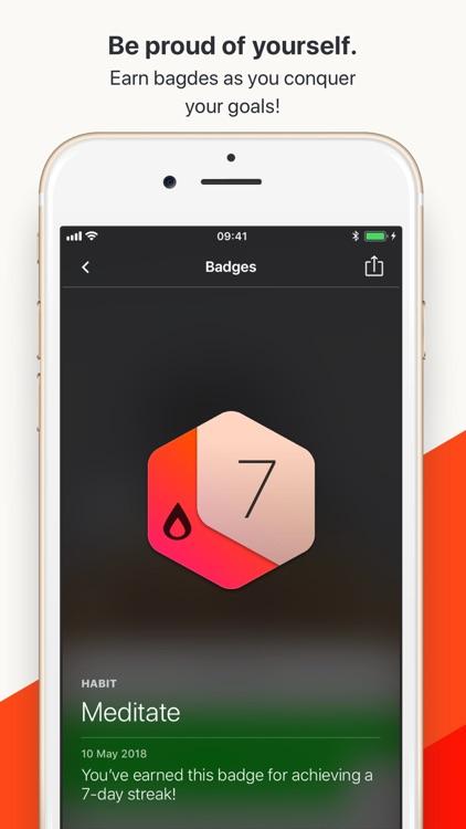 Today Habit tracker screenshot-7