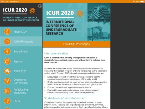 ICUR 2020 screenshot 11