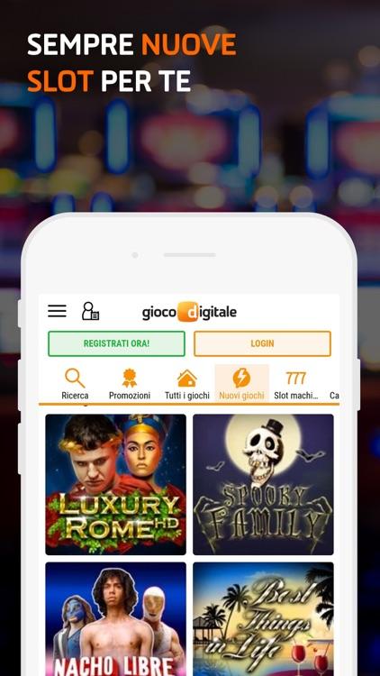 Casinò Gioco Digitale screenshot-3