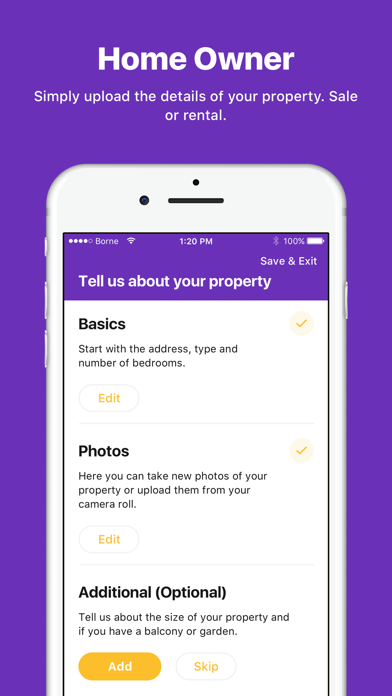 Zeus – Property Valuation screenshot one