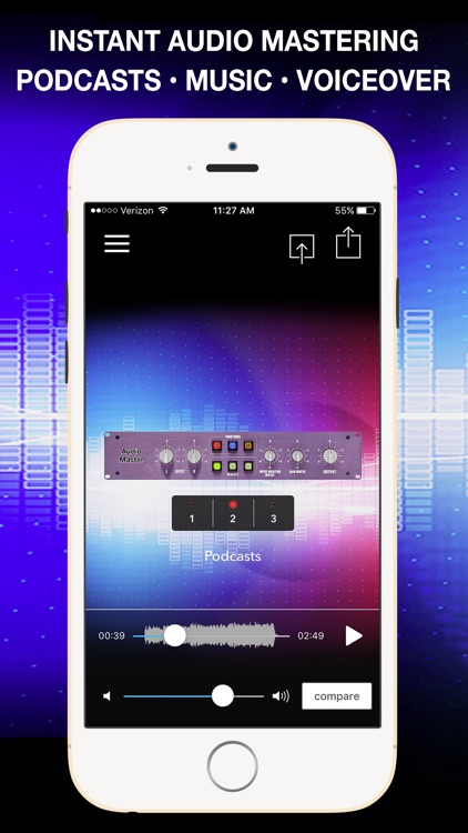 AudioMaster Pro: Improve Sound screenshot-0