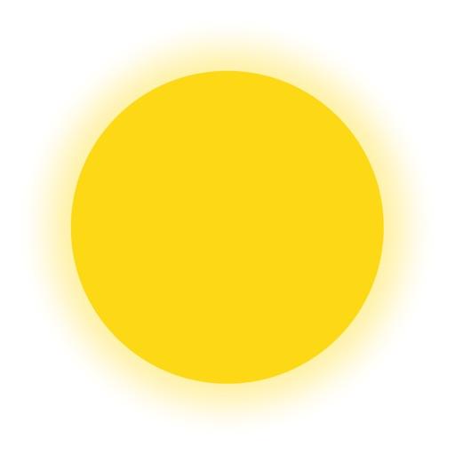 极简天气-清新纯净的天气应用