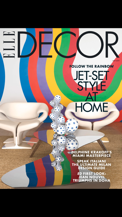 Elle Decor Magazine Us Revenue Download Estimates Apple App