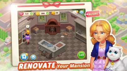 Screenshot for Matchington Mansion in Kuwait App Store